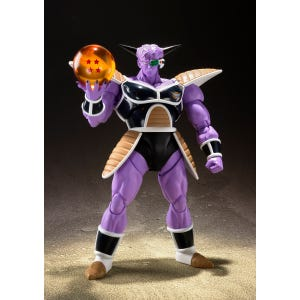 "Captain Ginyu ""Dragon Ball"", Bandai S.H. Figuarts"