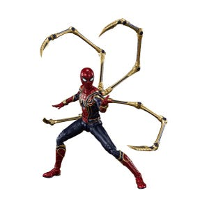 "Iron Spider -Final Battle Edition - ""Avengers: Endgame"", Bandai S.H. Figuarts"