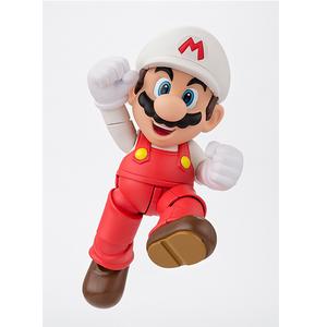 "Fire Mario ""Super Mario"", Bandai S.H.Figuarts"