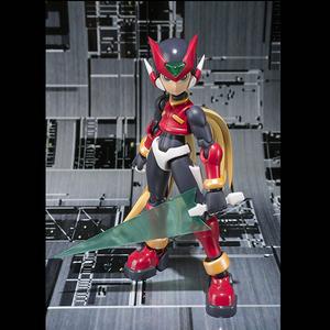 """Zero """"Mega Man Zero"""", Bandai S.H.Figuarts"""