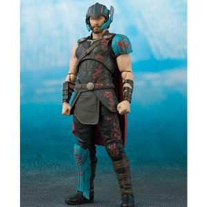 """Thor & Tamashii Effect Thunderbolt Set """"Thor Ragnarok"""", Bandai S.H.Figuarts"""