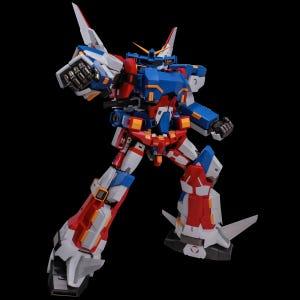 "Combine SRX ""Super Robot Wars"", Sentinel Riobot Transform"