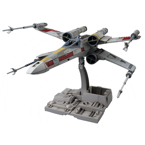 "X-Wing Star Fighter ""Star Wars"", Bandai Star Wars 1/72 Plastic Model"