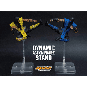 Dynamic Action Figure Stand, Storm Collectibles