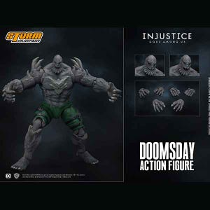 "Doomsday ""Injustice: Gods Among Us"", Storm Collectibles 1/12 Action Figure"