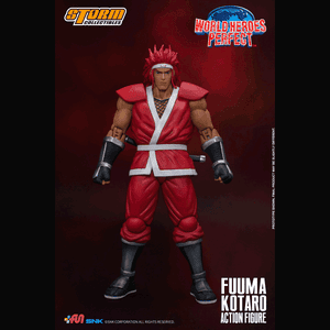 "Fuuma Kotaro ""World Heroes Perfect"", Storm Collectibles 1/12 Action Figure"