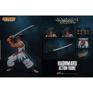 "Haohmaru ""Samurai Shodown"", Storm Collectibles 1/12 Action Figure"