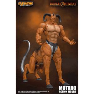 "Motaro ""Mortal Kombat"", Storm Collectibles 1:12 Action Figure"