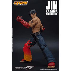 "Jin Kazama ""Tekken 7"", Storm Collectibles 1/12 Action Figure"
