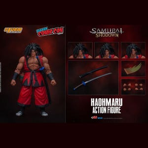 "Haohmaru *Special Edition* ""Samurai Shodown"", Storm Collectibles 1/12 Action Figure"