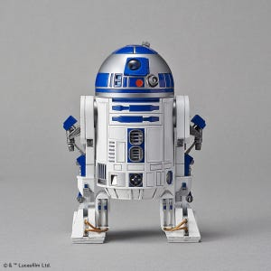 "R2-D2 (Rocket Booster Ver.) ""Star Wars"", Bandai Star Wars 1/12 Plastic Model"