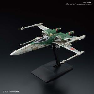 "#17 X-Wing Fighter (Rise of Skywalker Ver.) ""Star Wars"", Bandai Spirits VM"