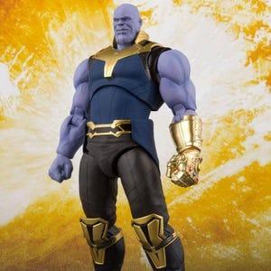 "Thanos ""Avengers: Infinity War"", Bandai S.H.Figuarts"