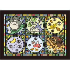 "208-AC01 Totoro ""My Neighbor Totoro"", Ensky Artcrystal Jigsaw"