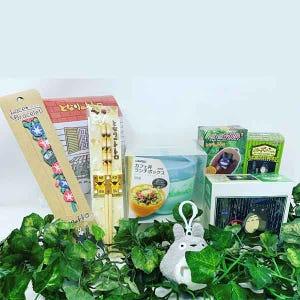 My Neighbor Totoro Gift Set