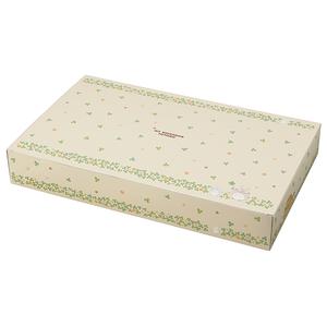 "Totoro Clovers Lunch Gift Set (6 piece) ""My Neighbor Totoro"" , Skater Bento"