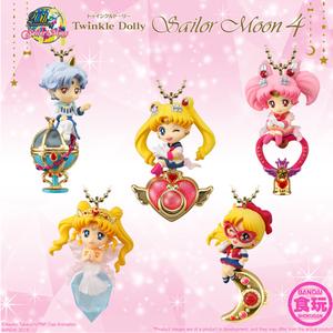 "Sailor Moon Vol. 4 ""Sailor Moon"", Bandai Twinkle Dolly"