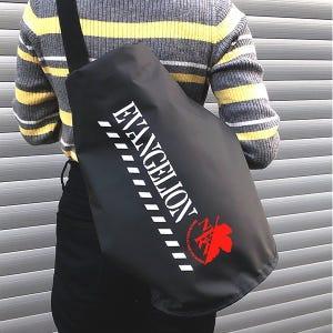"NERV LOGO Waterproof 20L Bag ""Evangelion"", Marushin"