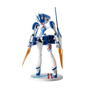 "Delphinium ""Darling In The Franxx"", Bandai Robot Spirits"