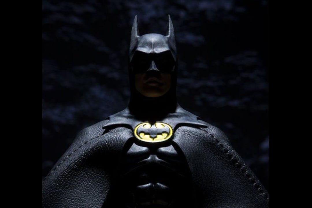 S.H. Figuarts Batman (1989) Coming from Tamashii Nations