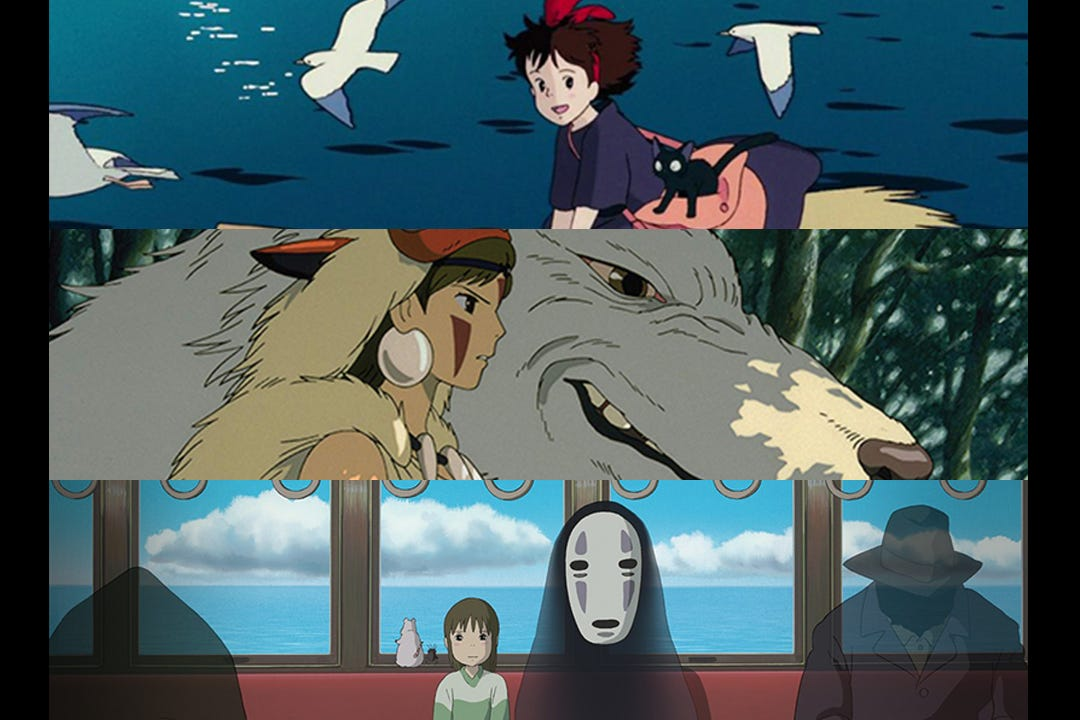 Ranking Our Favorite Studio Ghibli Films