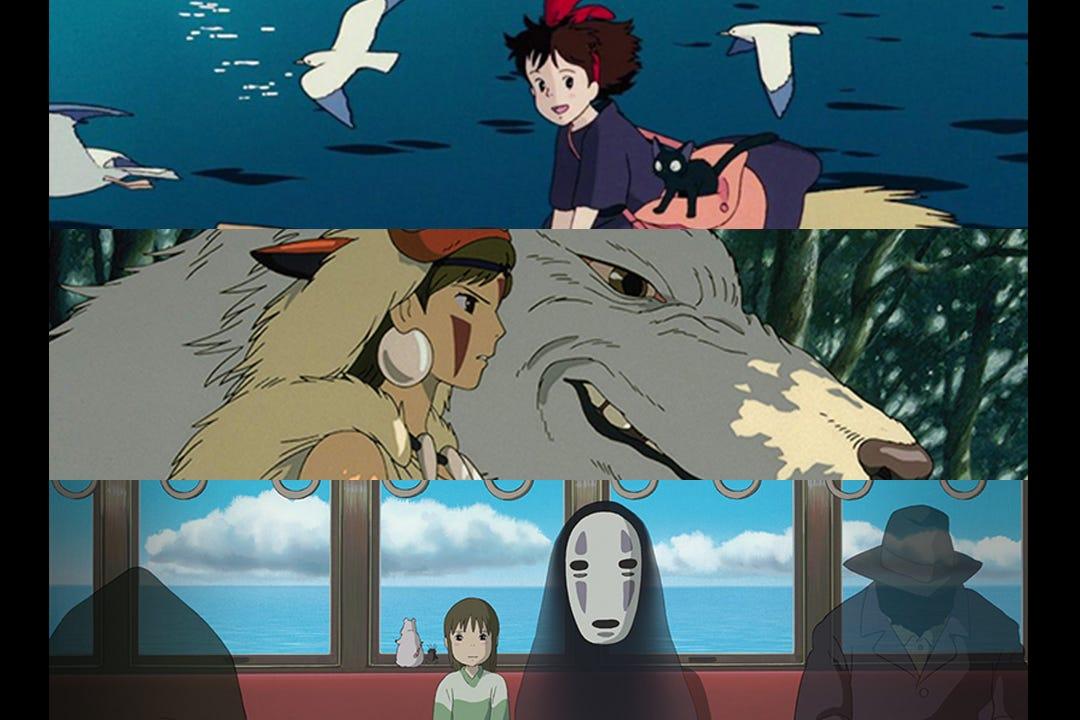 Ranking Our Favorite Studio Ghibli Films