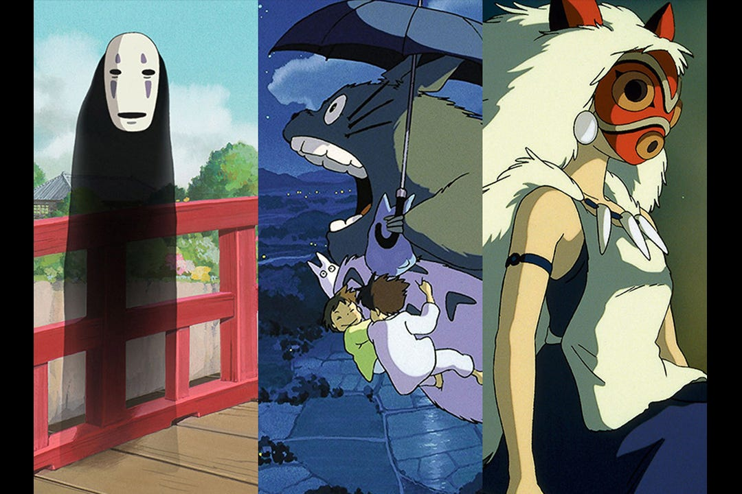 Our Top 5 Favorite Studio Ghibli Characters
