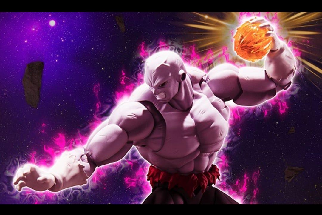 S.H. Figuarts Jiren -Final Battle- Version Coming from Tamashii Nations