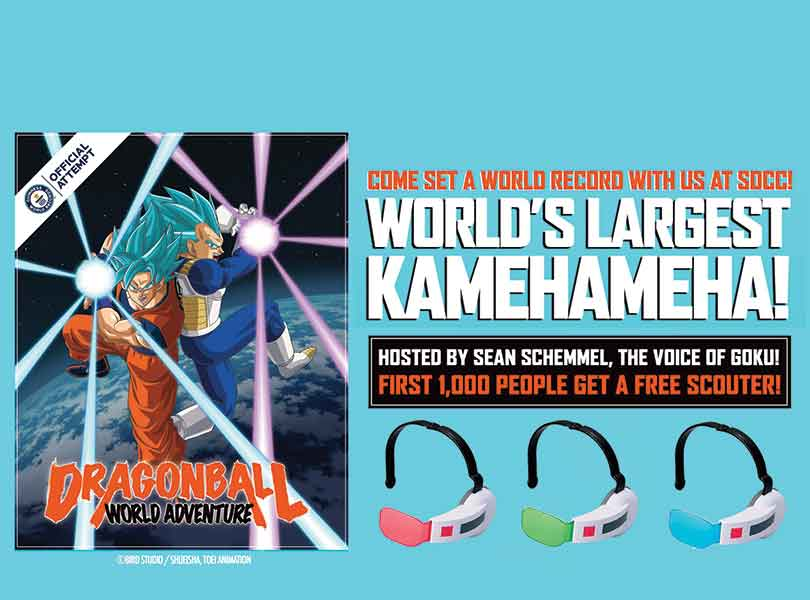2019 Dragon Ball World Tour Kicks off at SDCC