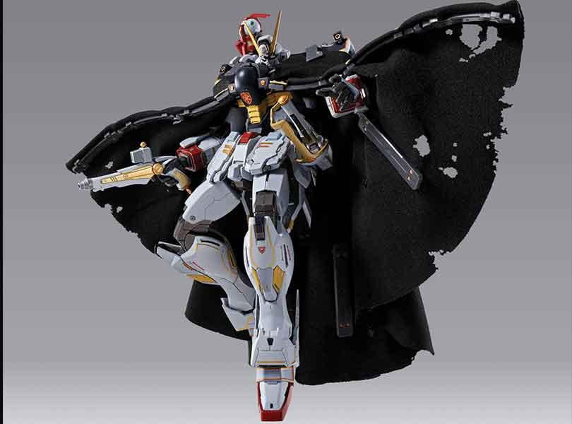 Bandai Metal Build introduces Crossbone Gundam X1