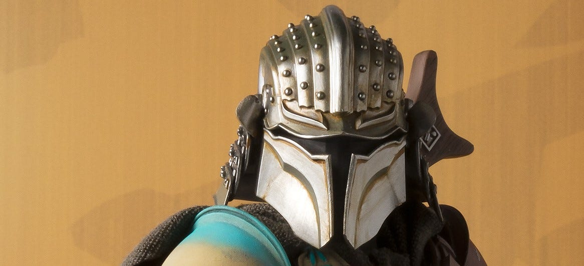 Pre-Orders Ending Soon on The Mandalorian Meisho Figure