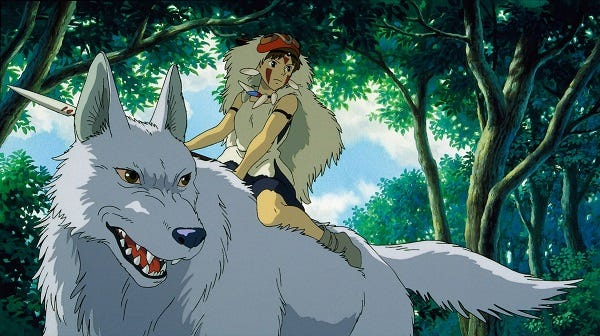 Princess Mononoke Returns to Theaters