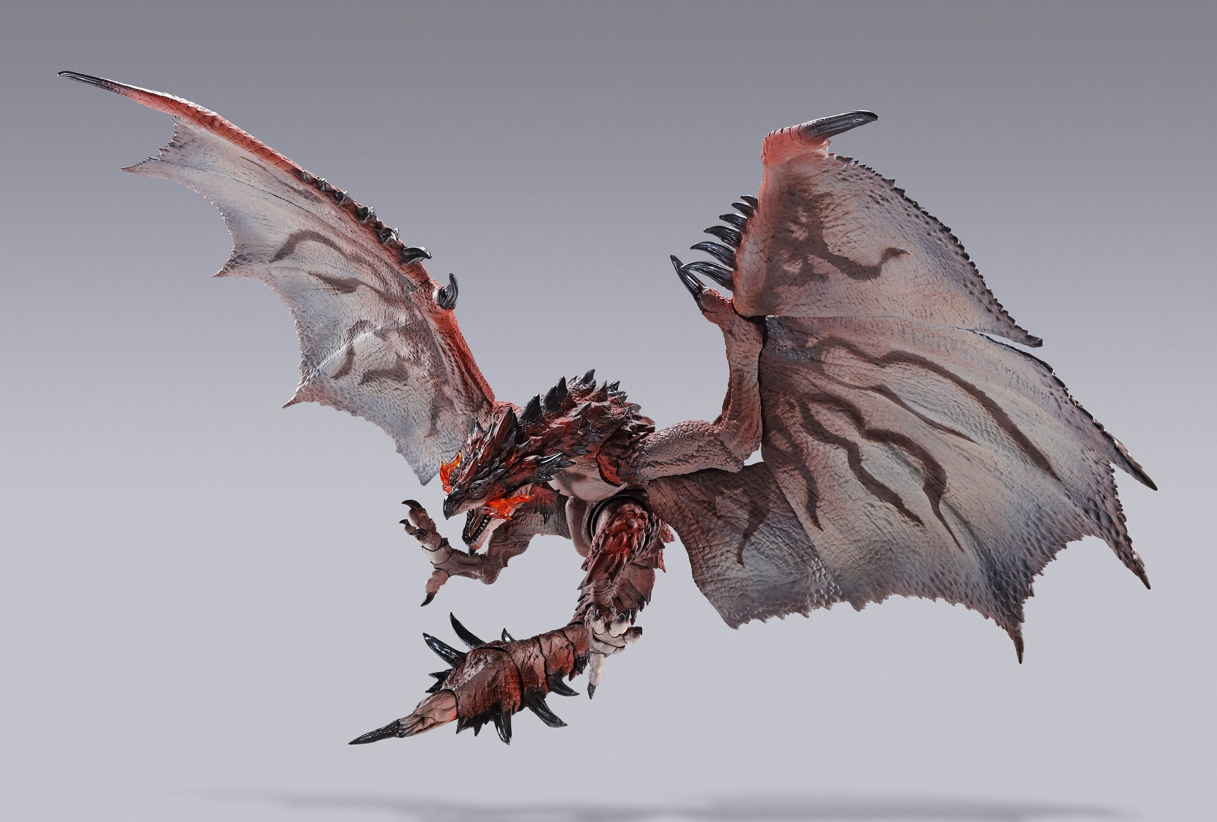Rathalos is Coming to S.H. MonsterArts
