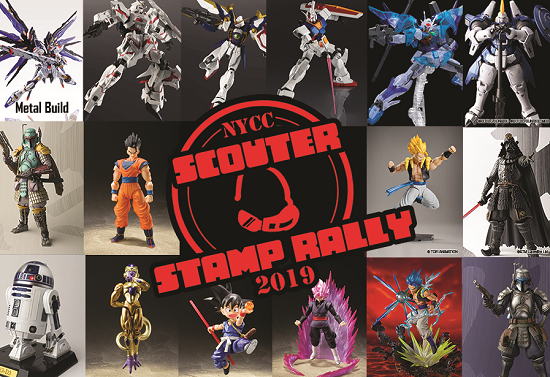 NYCC Scouter Stamp Rally