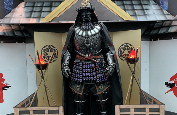 The Star Wars Meisho Movie Realization Continues