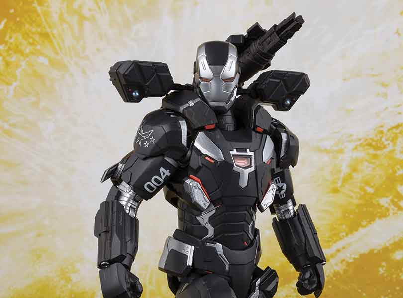 War Machine MK4 from Infinity War comes to Bandai S.H. Figuarts