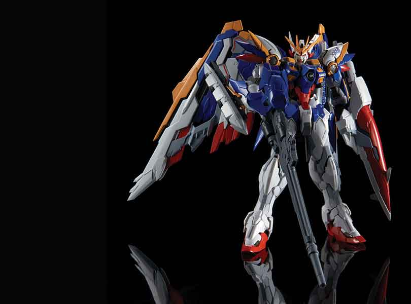 Bandai Hobby to Release Exclusive Wing Gundam in its EW Appearance