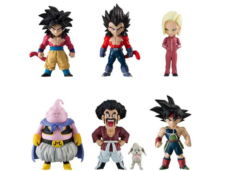 "Bandai Shokugan Adverge Dragon Ball Adverge 7 From ""Dragon Ball Super"""
