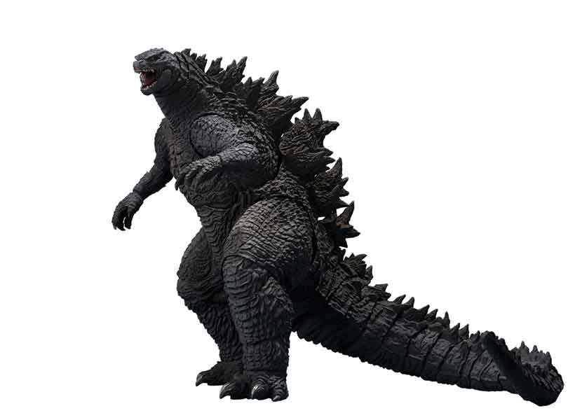 The King of the Monsters is back in S.H.MonsterArts!
