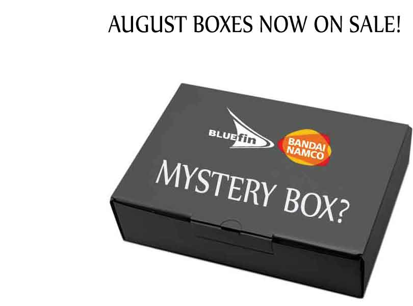 The August Mystery Boxes are Live
