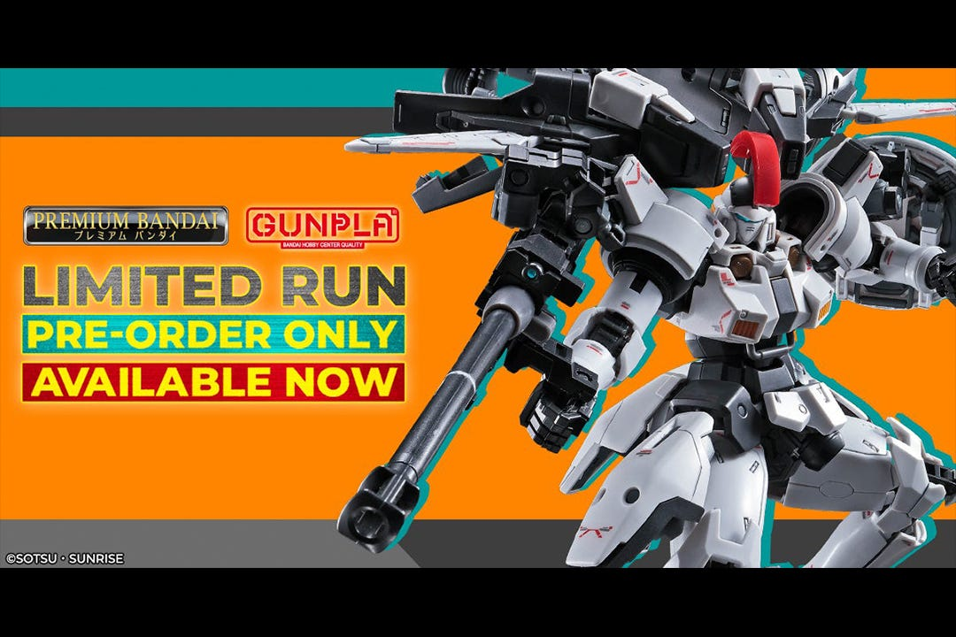 Premium Bandai USA Launches the Third Wave of GUNPLA