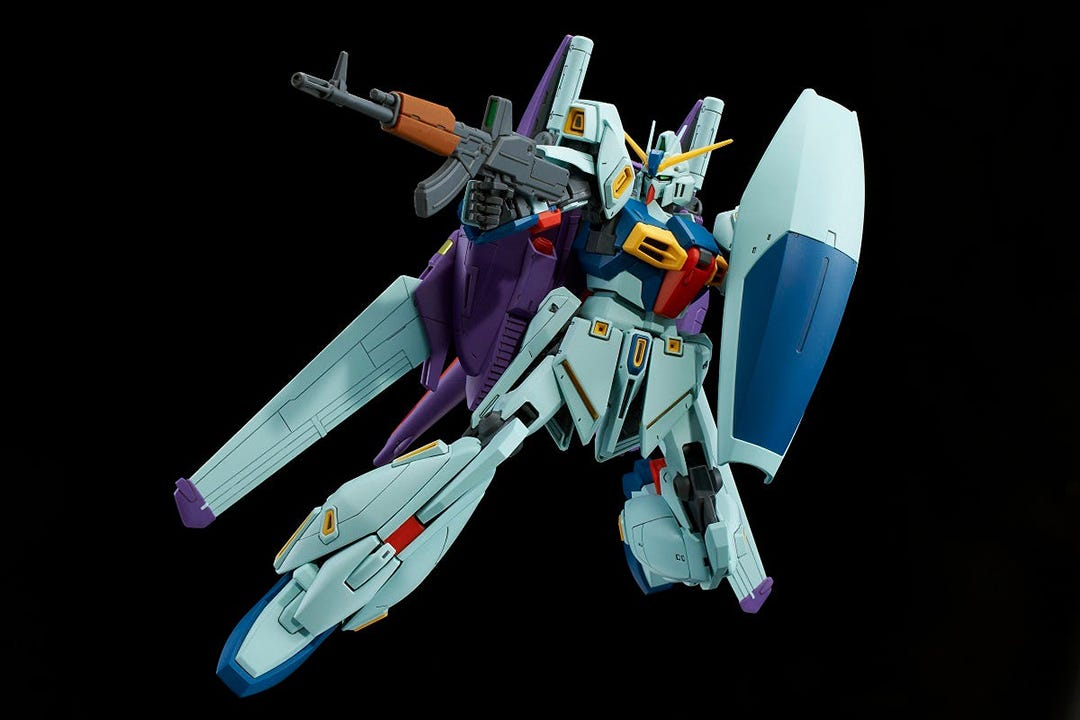 More GUNPLA Coming to P-Bandai USA