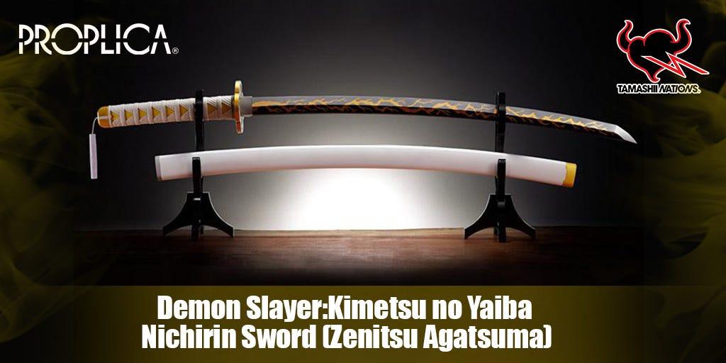 Demon Slayer:Kimetsu no Yaiba - Nichirin Sword (Zenitsu Agatsuma)