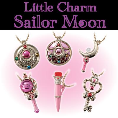sailor moon little charm