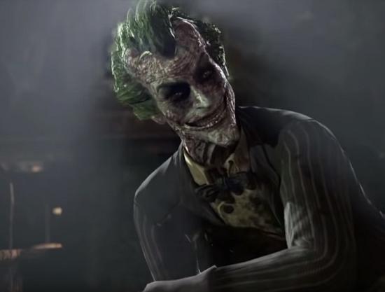 Arkham City Joker