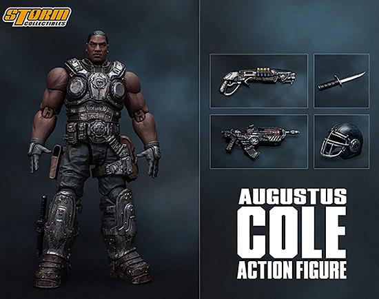 Augustus Cole Gears of War