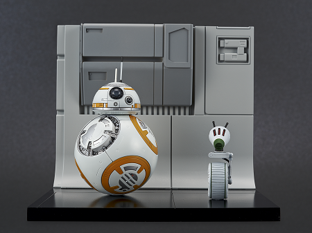 BB-8 and D-0 Force Friday 2