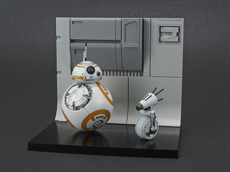 BB-8 and D-0 Force Friday 1