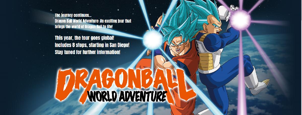 Dragon Ball World Tour