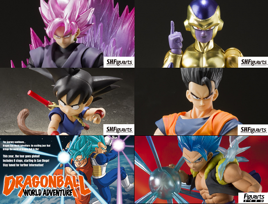 Dragon Ball Convention Exclusives